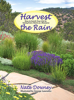 Harvest the Rain book cover